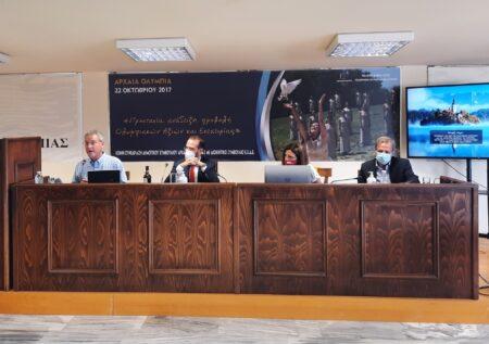 ΠΔΕ: Ανασύσταση των ελαιώνων στον Δήμο Αρχαίας Ολυμπίας με 100.000 δέντρα από το Ίδρυμα «Αρετή» (Arete Fund) της Αμερικής