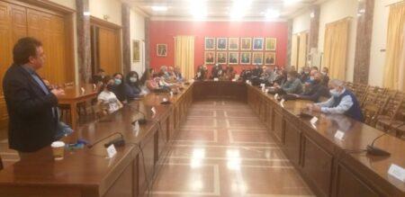 Δήμος Πύργου:  Σύσκεψη δημάρχου με συλλόγους γονέων και εκπαιδευτικών- Όχι στη συγχώνευση τμημάτων