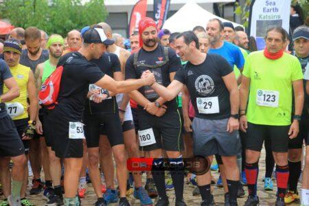 ΠΔΕ: Στο 2ο FOLOI TRAIL RUN συμμετείχε ο Αντιπεριφερειάρχης Αθλητισμού, Εθελοντισμού και Ολυμπισμού Δ. Νικολακόπουλος