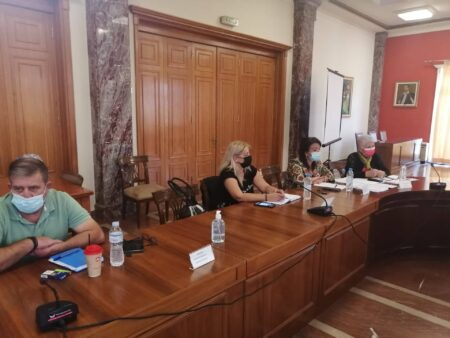Δήμος Πύργου: Νέα έκτακτη συνεδρίαση του Σ.Τ.Ο. ενόψει αυξημένου κινδύνου πλημμυρών- Συντονιστικό Κέντρο της Πολιτικής Προστασίας στην Αγ. Βαρβάρα